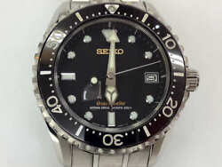 Free Shipping Pre-owned Grand Seiko Spring Drive Divers 9r65-0an0 Automatic