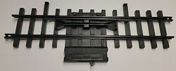 New Bright Railroad G Scale Train Track Part 14 Reverse Stop Switch G Gauge