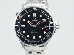 Free Shipping Pre-owned OMEGA Seamaster Professional 300 007 World Limited 11007