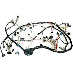 1981 Corvette C3 Dash Wiring Harness With Manual Transmission 697317