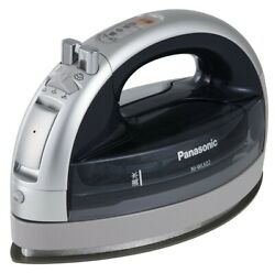 Outlet Panasonic Cordless Steam Iron Silver NI-WL602-S Japan EMS With Tracking