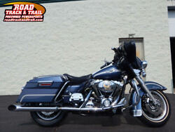 2003 FLHTCUI - Electra Glide® Ultra Classic® Injection -- 2003 Harley-Davidson® FLHTCUI - Electra Glide® Ultra Classic® Injection    Blue