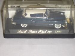 New Solido Diecast Model Car Buick Super Hard-top 143 Scale 4523 Case France