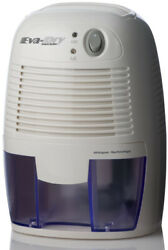 Electric Petite Dehumidifier White Eva-dry Edv1100 Low Noise Single Room Campers
