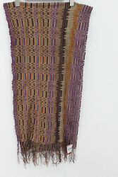 Missoni Printed Scarf Multi Zig-zag Pattern All Over New With Tag