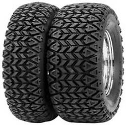 New Carlisle All Trail Tire Black 22X11X10 4-Ply