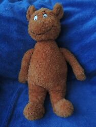 Dr. Seuss Kohl#x27;s Cares for Kids HOP ON POP Brown Bear Plush 17quot;