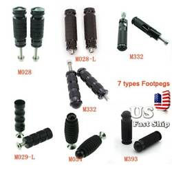 Fxcnc M6 6mm 8mm M7 Motorcycle Foot Pegs Gear Shift Brake Lever Toe Peg Pedals