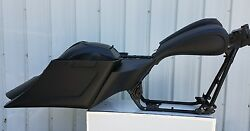 Harley Touring Bagger Kit stretched saddlebags fender tank side cover SPECIAL