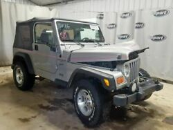 Heater Climate Temperature Control LHD With AC Fits 99-05 WRANGLER 342782