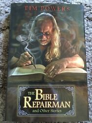 The Bible Repairman Tim Powers 1st Ed 500 Copy Signed/limited Hc Fine Collection