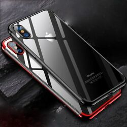 Shockproof Soft Tpu Silicone Snap On Back Case Cover For Iphone Xs 11 12 Pro Max
