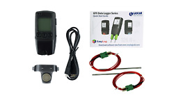 Lascar El-gfx-dtc Dual Channel Thermocouple Data Logger With Graphic Lcd Display