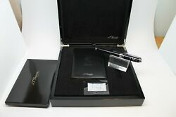 S.t. Dupont Picasso Prestige Writing Kit Fountain Pen