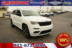 2019 Jeep Grand Cherokee Limited 2019 Jeep Grand Cherokee Limited 1 Bright White Clearcoat 4D Sport Utility HEMI