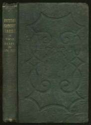 Lowell Mason / Manual Of The Boston Academy Of Music For Instruction 1837
