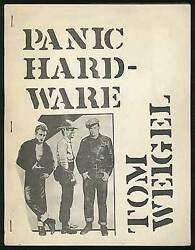 Tom Weigel / Panic Hardware First Edition 1979