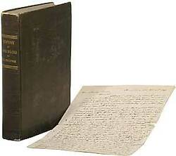 Benjamin F Thompson / History Of Long Island Containing An Account 1st Ed 1839