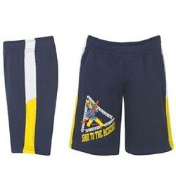 FIREMAN SAM: NAVY SHORTS WITH SAM MOTIF3 45 6YRNEW WITH TAGS GBP 6.79