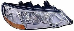 For 2002 - 2003 Passenger Side Acura Tl Front Headlight Assembly Replacement
