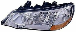 For 2002 - 2003 Driver Side Acura Tl Front Headlight Assembly Replacement