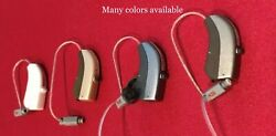 Widex Dream 110 Fussion D-fs 110 Ric Hearing Aid 1-left Or 1-right