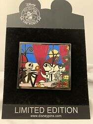 Disney Auctions Elisabete Gomes Nightmare Before Christmas Pin Le 100