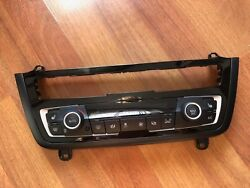 2014 BMW F32 F80 F82 F83 M4 M3 435xi HEATER A/C RADIO CD CONTROL PANEL