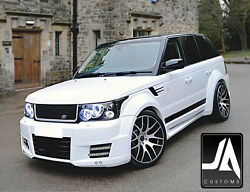 Range Rover Sport Full Wide Arch Body Kit Free Number Plates