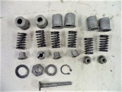 And03969 68 67 Sears Allstate Gilera 106 Ss Clutch Springs Buckets Caps Nuts Rod Clip