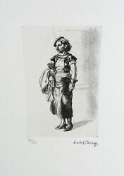 Isabel Bishop / Eight Etchings 1927-1934 First Edition 1989