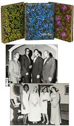 Photo Albums Three Albums Of An African-american Philadelphia Family / 1978