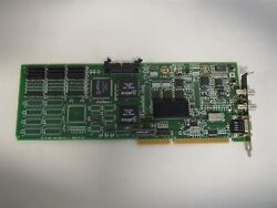 Precision Instruments Pii-mp Micromass Isa Card 9800 Rev. A