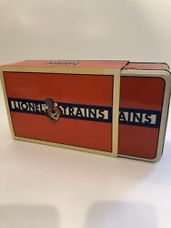 Schylling_lionel Trains_ Official Licensed_railroad Hand Car Tin And Sleeve_2000