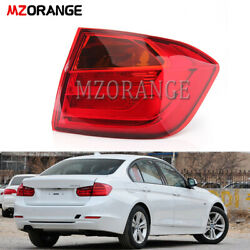 Right Side Tail Light For Bmw 328i 320i 2012 2013 2014 2015 Outer Rear Lamp Rh