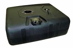 New Plastic After-axle 55 Gal Fuel Tank For 1999-2010 Ford Econline Cut-away Van