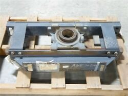 Used Rexnord 1650 Rpm Conveyor Take-up Bearing Assembly 12 Adjustment
