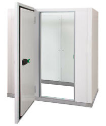 With Floor Cold Freezer Room For Food Storage In Restaurents Without Motor