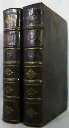 John Rowning / Compendious System Of Natural Philosophy With Notes 1744