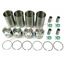 Fits Mitsubishi Canter/fuso - 7c15d- Liner Kit Semi Finished Without Flange