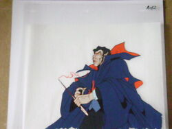 Tomb Of Dracula Sovereign Of The Damned Marvel Anime Production Cel 4