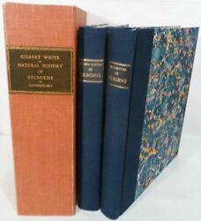 Gilbert White / Natural History And Antiquities Of Selborne In The County 1816