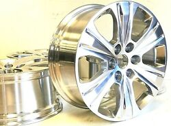 4 Set 20 Inch Ford F150 Expedition 04-2019 Polished Factory Oem Wheels Rims