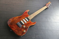 Suhr Standard custom reverse head Root Beer Drip consignment one o'clock price