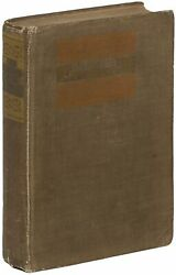 Walter De La Mare / The Connoisseur And Other Stories Signed 1st Edition 1926