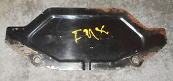 1969 1970 1971 1972 73 Ford Mustang Shelby Cougar Orig 351 Fmx Inspection Plate