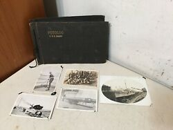 Incredible Wwi Era Fotolog Uss Idaho Rppc Postcards And Photos 100+ Navy Subs War
