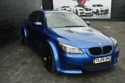 E60 Wide Arch Body Kit M5 Style For The Bmw 5 Series
