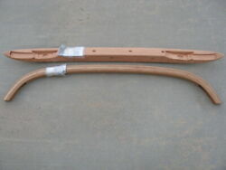 1957-63 Mercedes Benz 300sl Front And Rear Wooden Bows