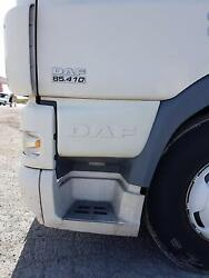2 Pcs.door Extension Panel Left Right Daf Cf Truck Step Wing Cover Decoration
